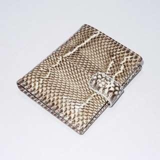Brand new Snakeskin wallet