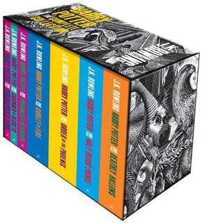 🚚 Harry Potter Boxset: The Complete Collection