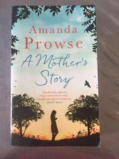 🚚 Cheap book: A Mother's Story - Novel by Amanda Prowse