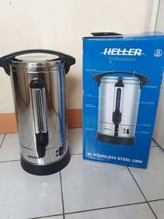 Heller 8L Stainless Water URN Perculator