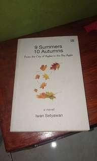 9 Summers 10 Autumns by Iwan Setyawan