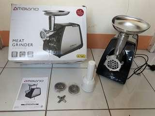 Ambiano Meat Grinder