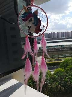 Unicorn Dreamcatcher
