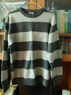 Beverly hills polo club wool sweater 純羊毛衫毛衣