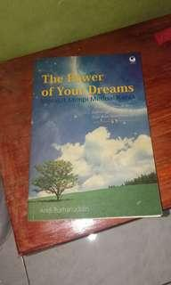 The Power of Your Dreams by Andia Burhanuddin