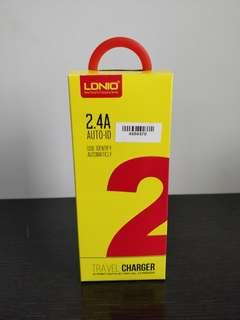 LDNIO Travel Charger A2203