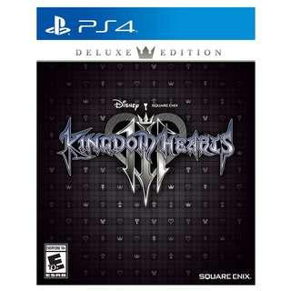 R1 Kingdom Hearts 3 - PlayStation 4 Deluxe Edition