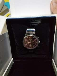 Seiko 黑鋼手錶