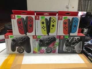 Restock Nintendo Switch Accessories