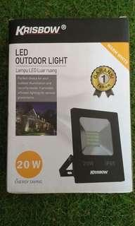 Lampu LED kriwbow