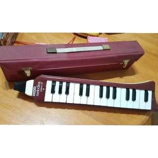 Melodica piano 直式口風琴 #斷捨離