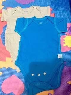 Newborn Onesie 2packs unisex