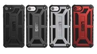 UAG monarch series Graphite Black for iPhone 6/7/8