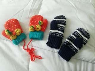 Baby Winter Gloves/mitten