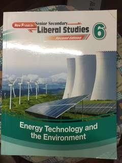 LS Textbook Energy Technology and the Environment