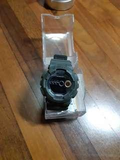 G Shock Watch (Protection) irony scuba 200