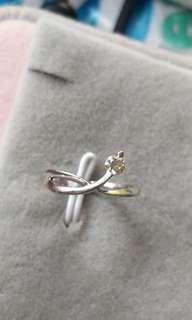 Mabelle鑽石戒指 15分