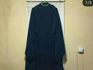 French khimar hijab two piece