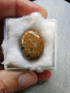 🚚 Batu Jasper telor kodok
