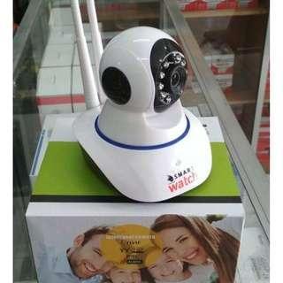 2MP 1080P FullHD IP ROBOT CAMERA Pant Tilt 355*