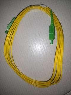 Fiber patch cord 3m