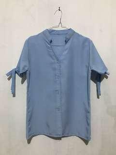 Blue Top Twiscone
