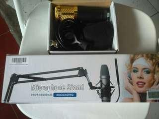 Microphone + Stand