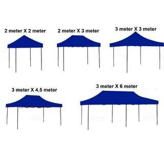 2M X 3M HEAVY DUTY POWDER COATED TENT WITH WATER PROOF CANOPY