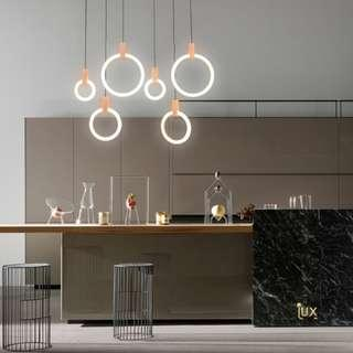 🚚 Designer - Scandinavian Flåm Pendant Light