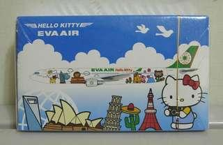 🚚 全新 長榮Hello kitty撲克牌