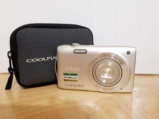 🚚 Nikon COOLPIX S3200