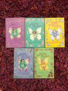 Butterfly Meadows series by Olivia Moss