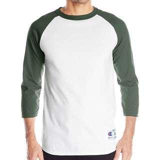 🚚 Champion Raglan Shirt
