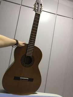 🚚 Matte Classical Guitar Jose Hernandez