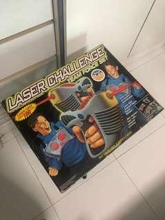 Laser Challenge / Laser Tag