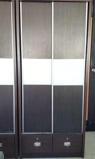 Beautiful Twin Wardrobes to let go!