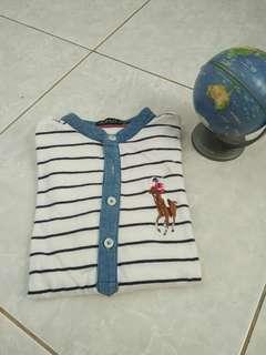 polo tshirt stripes