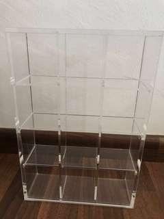 Muji High Quality small acrylic display stand