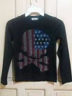 6-7 y.o Cotton long sleeves