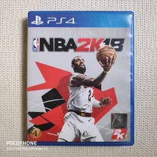 NBA2K18 Secondhand