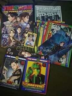 EXO THE POWER OF MUSIC ALBUM -Korean ver.