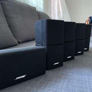 Bose Cube Speakers
