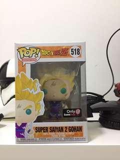 Super saiyan 2 gohan gamestop exclusive