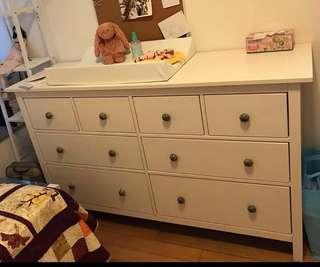 Chest of 8 drawers IKEA HEMNES