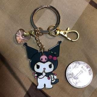 Kuromi Keychain 鎖鑰扣