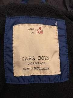 🚚 Zara boy's bomber jacket