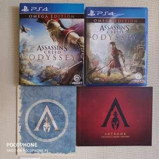 Assassins Creed Odyssey Secondhand PS4