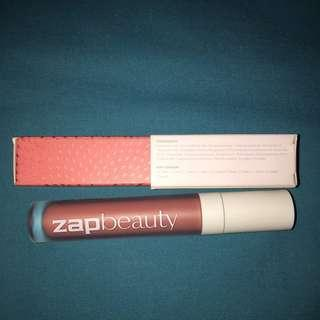 ZAP lip matte cream shade nude pink
