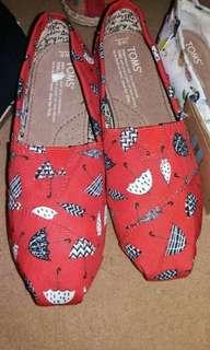 Authentic Toms Rush for Sale