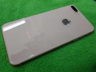 iPhone 8 Plus 64GB GOLD Factory Unlocked smooth